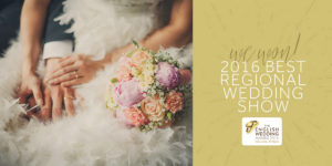 We Won - 2016 Best Regional Wedding Show