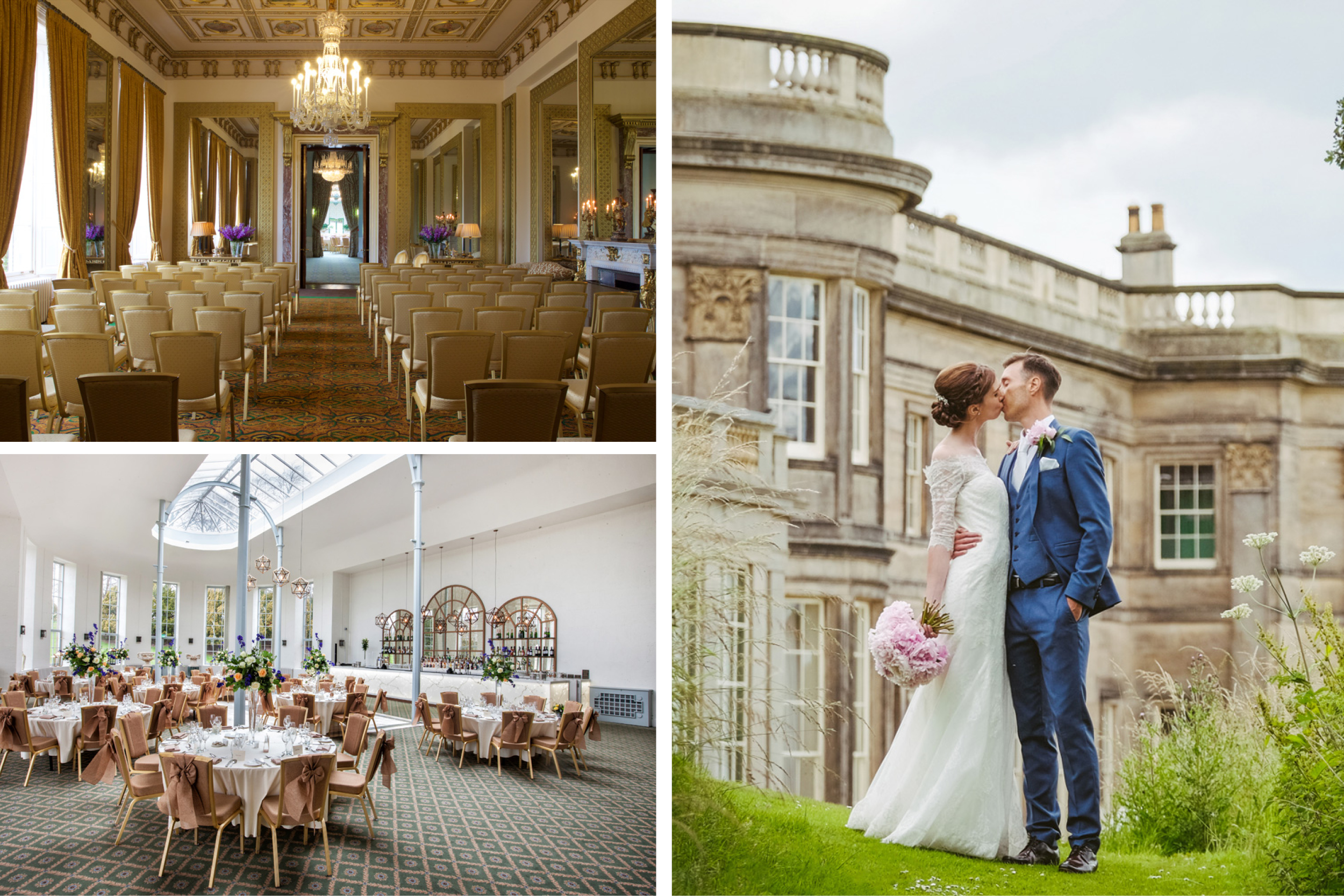 Wynyard Hall Wedding Show