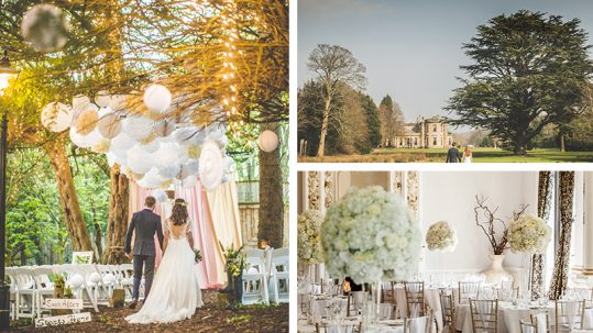 Beamish Hall Wedding Show - Sunday 23rd September 2018