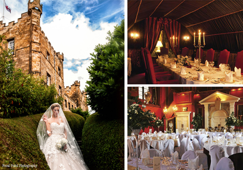 Lumley Castle Wedding Fair