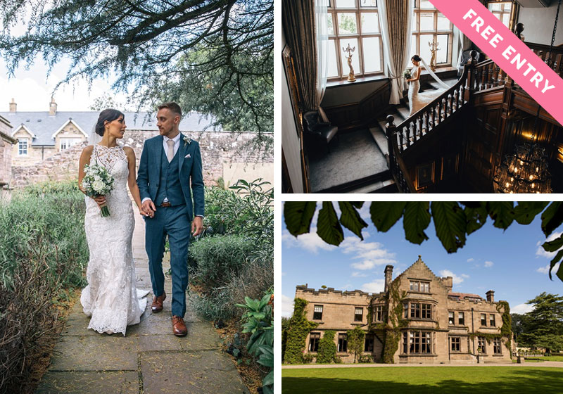Ellingham Hall, Northumberland - Sunday 24th February 2019 12-3pm