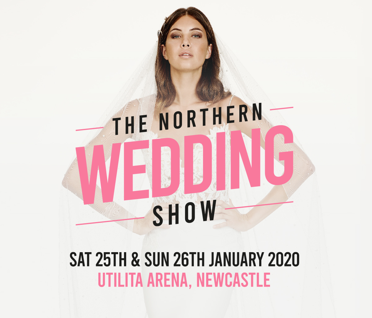 The Northern Wedding Show - Saturday 25th and Sunday 26th January 2020