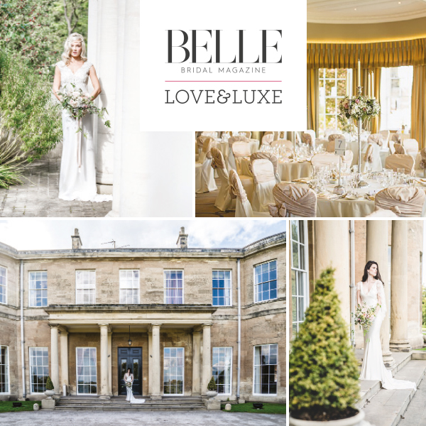The LOVE&LUXE Wedding Show – Rudding Park, Harrogate