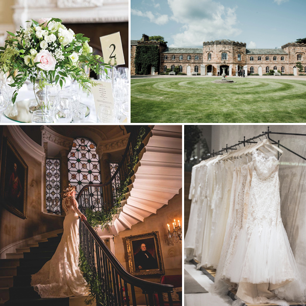 Belle Bridal - The Show – Ripley Castle , Harrogate