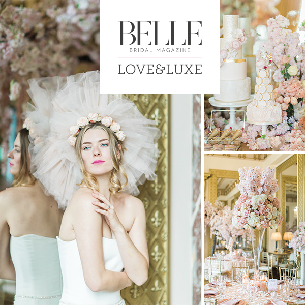The Belle Bridal Magazine LOVE&LUXE Wedding Show – Wynyard Hall, Tees Valley